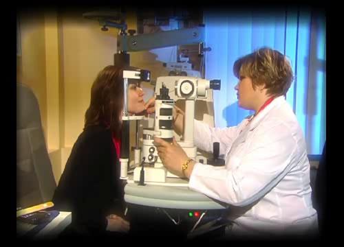записаться на приём к офтальмологу