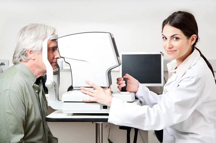 проверка зрения москва