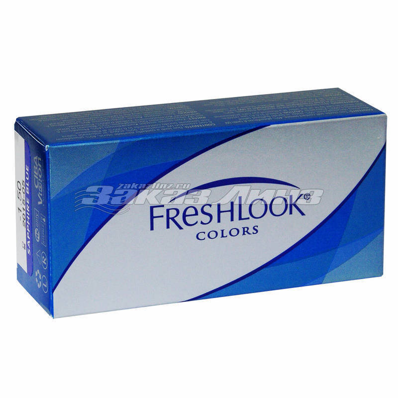 FreshLook Colors  - комплект 3 упаковки