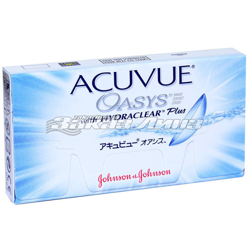 ACUVUE OASYS with Hydraclear
