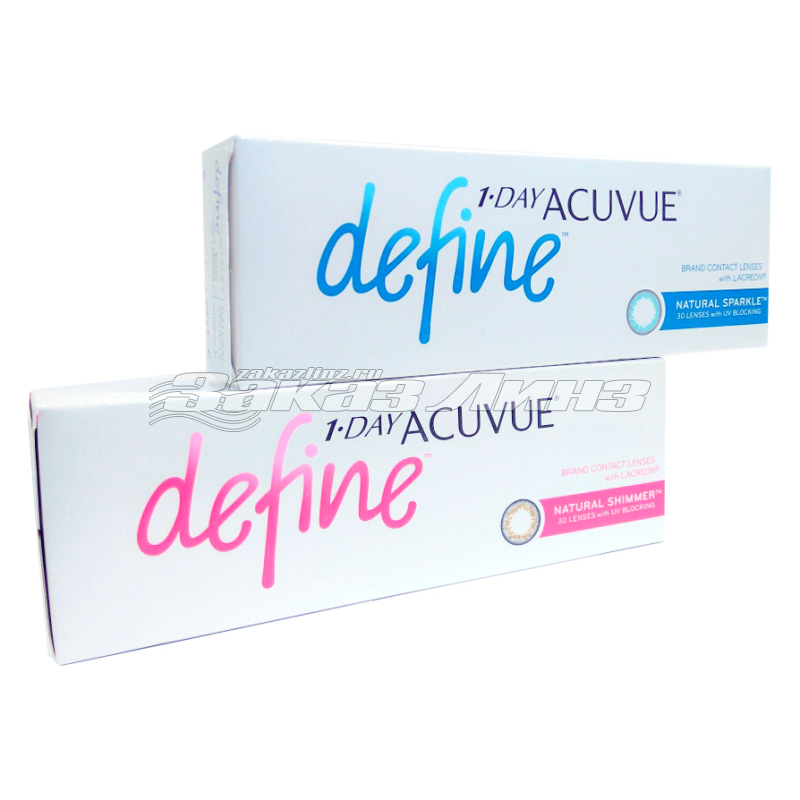 ACUVUE 1 DAY DEFINE
