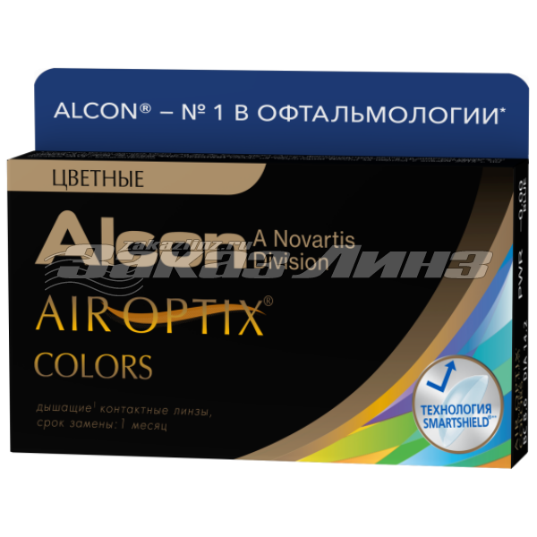 AIROPTIX COLORS