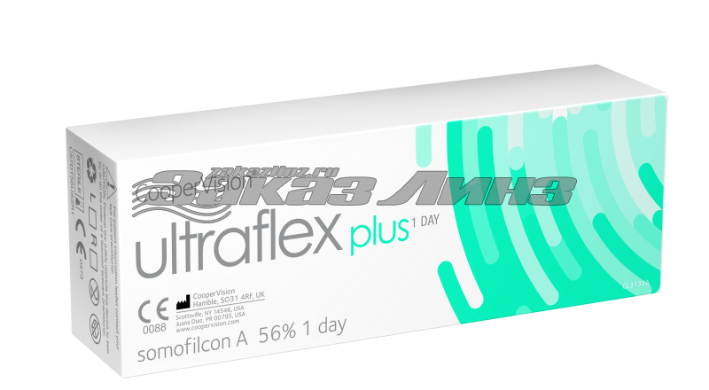 Ultraflex plus 1 day