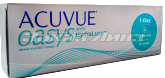 ACUVUE 1 Day Oasys with HydraLux™